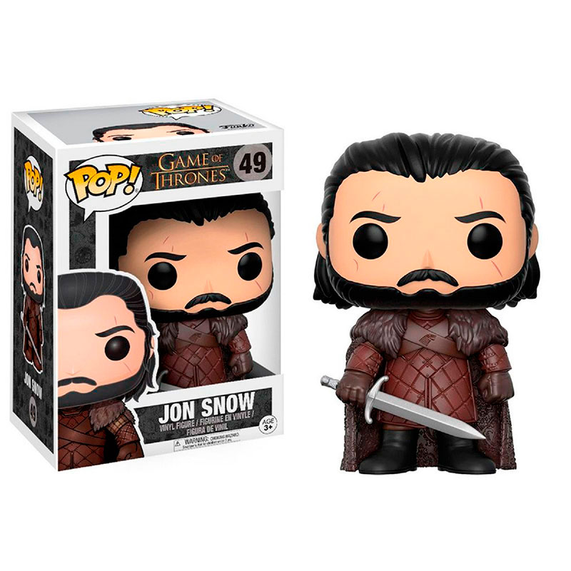 Pop Jon Snow 49
