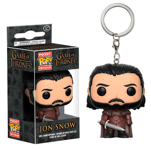Pocket Pop Jon Snow Abrigo