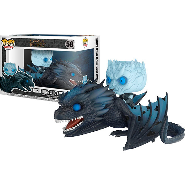 Pop Night King & Icy Viserion 58