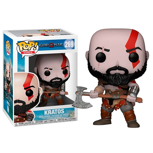 Pop Kratos 269