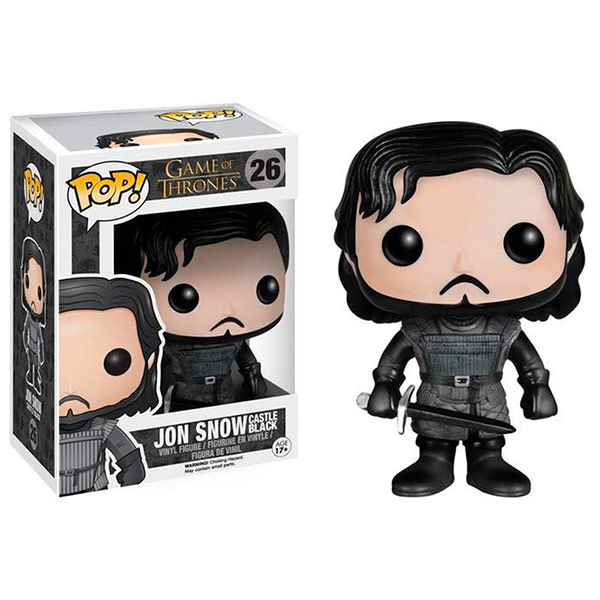 Pop Jon Snow Castle Black 26