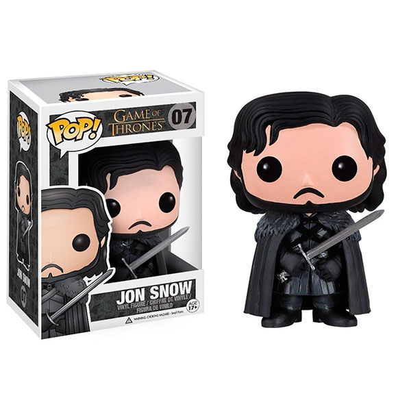 Pop Jon Snow 07