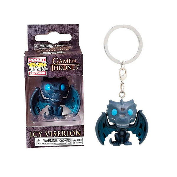 Pocket Pop Icy Viserion Exclusivo