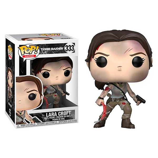 Pop Lara Croft 333