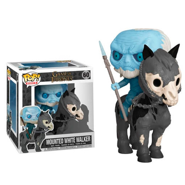 Pop Mounted White Walker 60