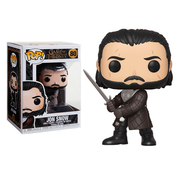 Pop Jon Snow 80