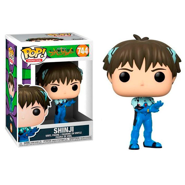 Pop Evangelion ShinJi Ikari 744