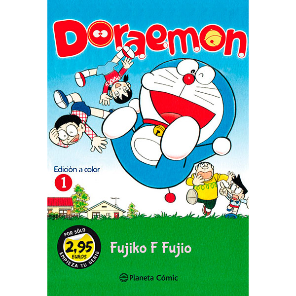 Doraemon Vol.1 (en color)